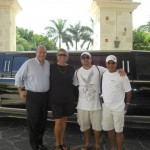 Me at Royal Hideaway with GM Jean Agarrista